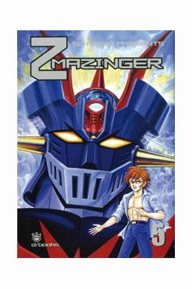 Z MAZINGER 05 (COMIC)