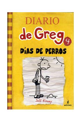 DIARIO DE GREG 04. DIAS DE PERROS