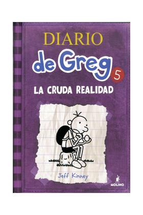 DIARIO DE GREG 05. LA CRUDA REALIDAD