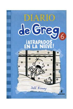 DIARIO DE GREG 06. ¡ATRAPADOS EN LA NIEVE!