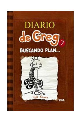 DIARIO DE GREG 07. BUSCANDO PLAN....
