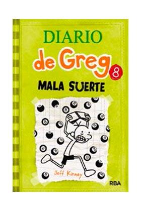DIARIO DE GREG 08. MALA SUERTE