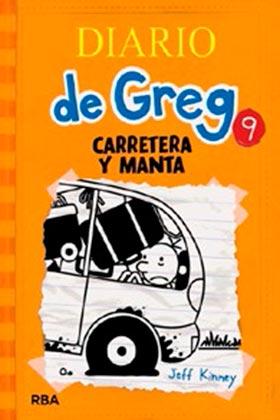DIARIO DE GREG 09. CARRETERA Y MANTA