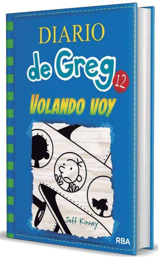 DIARIO DE GREG 12. VOLANDO VOY