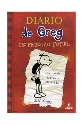 DIARIO DE GREG 01. UN PRINGAO TOTAL