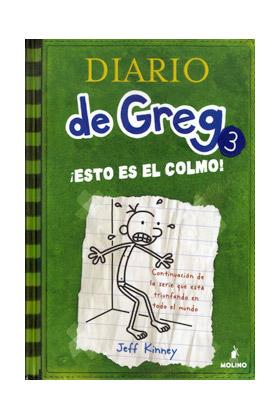 DIARIO DE GREG 03. ¡ESTO ES EL COLMO!