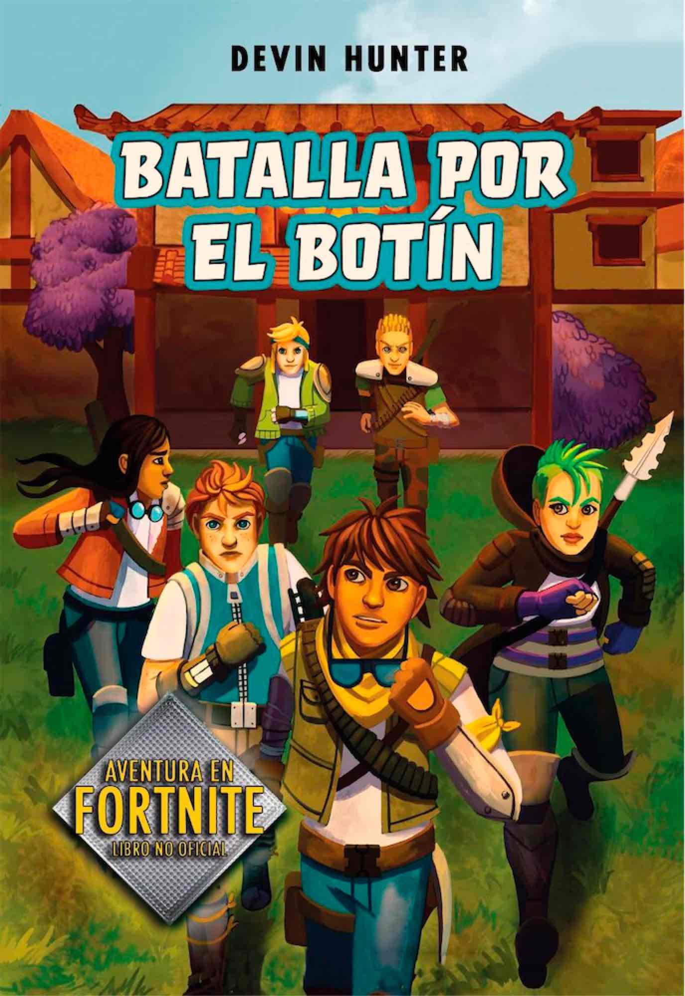 FORTNITE BATTLE ROYALE. BATALLA POR EL BOTIN