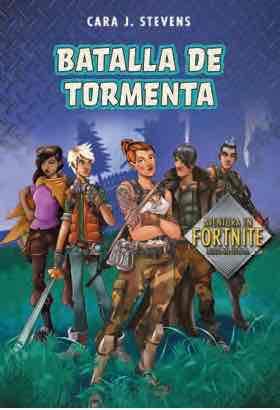FORTNITE BATTLE ROYALE. BATALLA DE TORMENTA