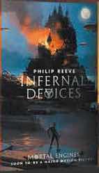 INVENTOS INFERNALES (MAQUINAS MORTALES 03)