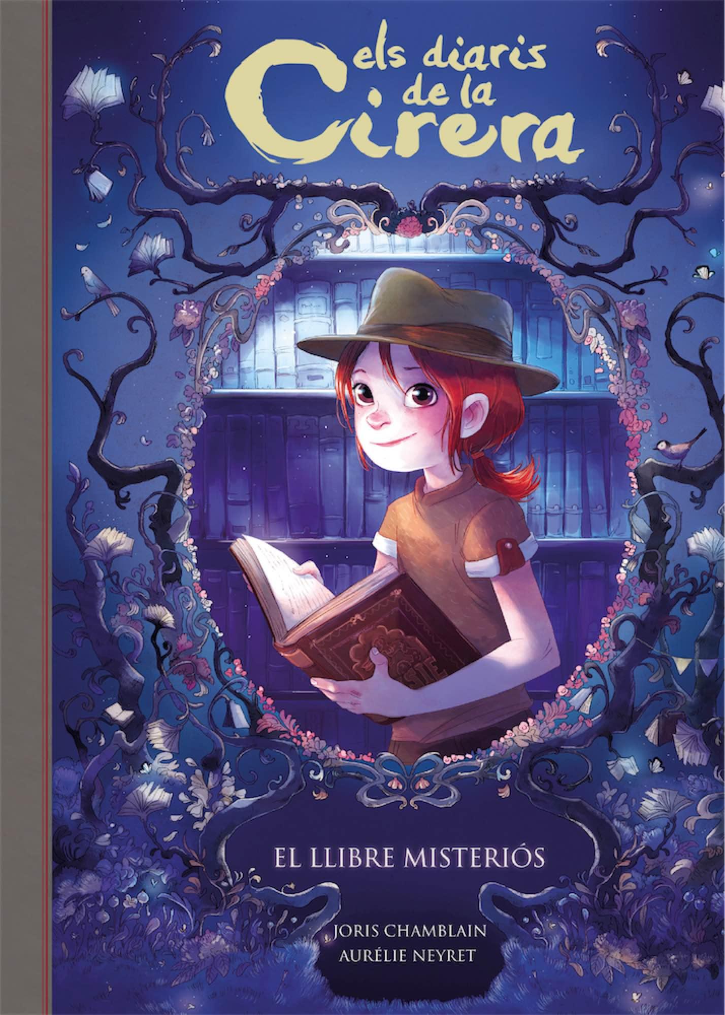 ELS DIARIS DE CIRERA 02. EL LLIBRE MISTERIOS  (CATALAN)