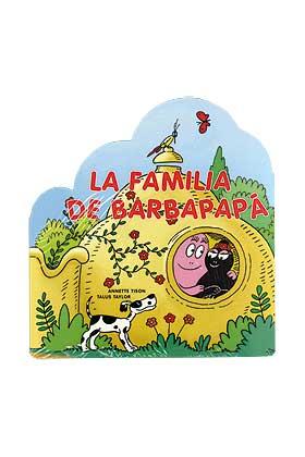 LA FAMILIA DE BARBAPAPA