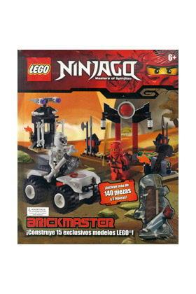 LEGO NINJAGO BRICKMASTER (INFANTIL-JUVENIL)