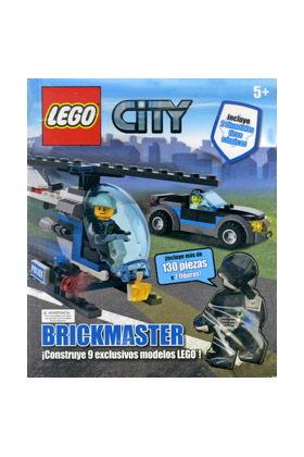 LEGO CITY BRICKMASTER (INFANTIL-JUVENIL)