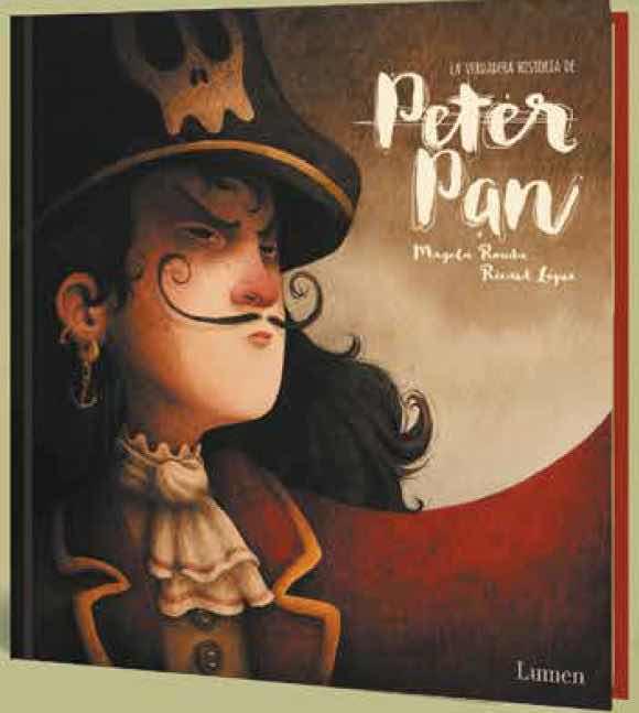 LA VERDADERA HISTORIA DE PETER PAN