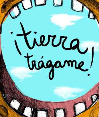¡TIERRA TRAGAME! (PREMIO BRUGUERA DE COMIC Y NOVELA GRAFICA 2019)