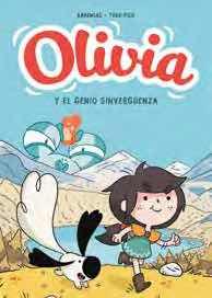 OLIVIA 01. EL GENIO SINVERGÜENZA