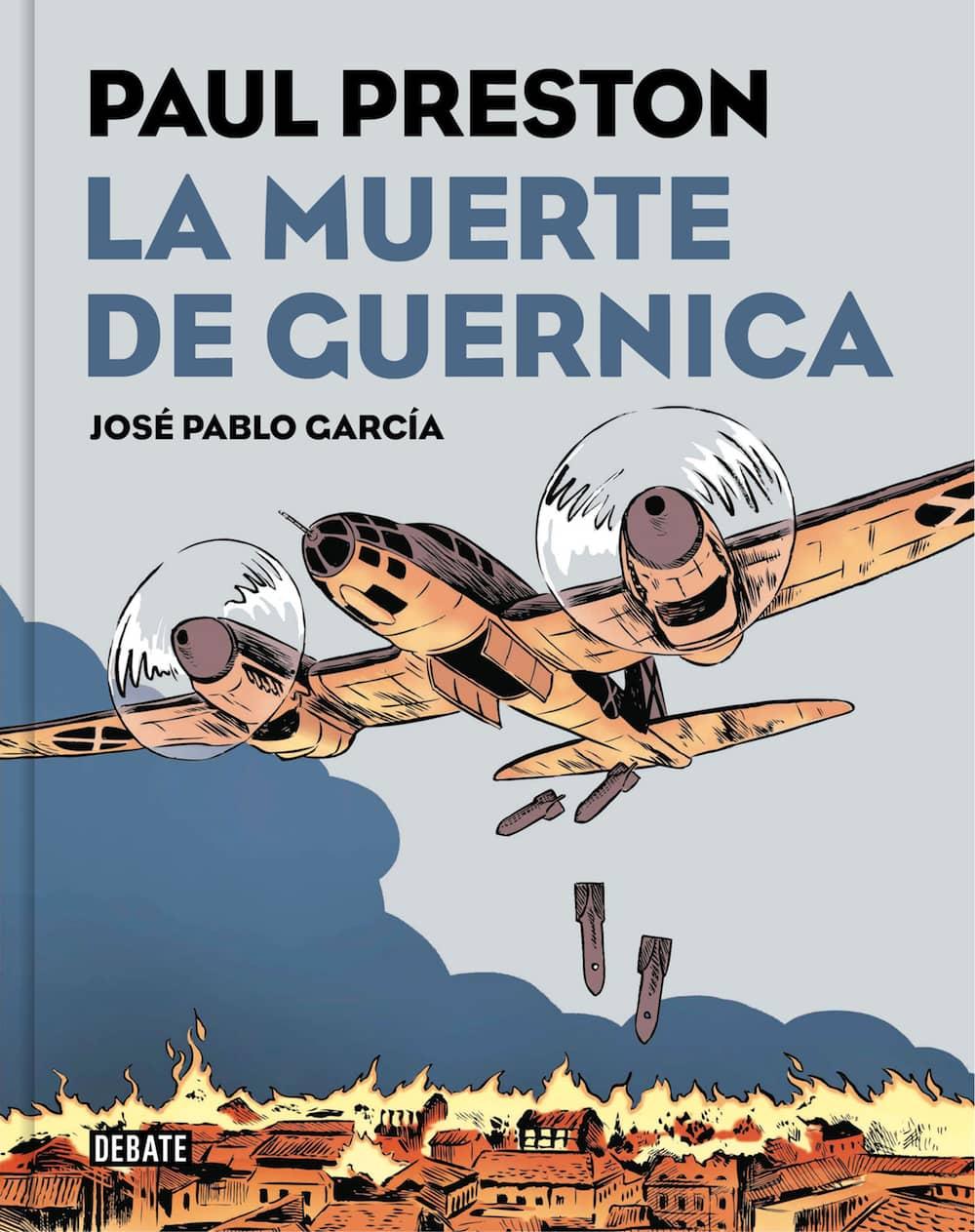 LA MUERTE DE GUERNICA  (PAUL PRESTON) (COMIC)