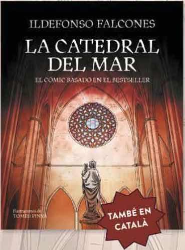 LA CATEDRAL DEL MAR (COMIC)