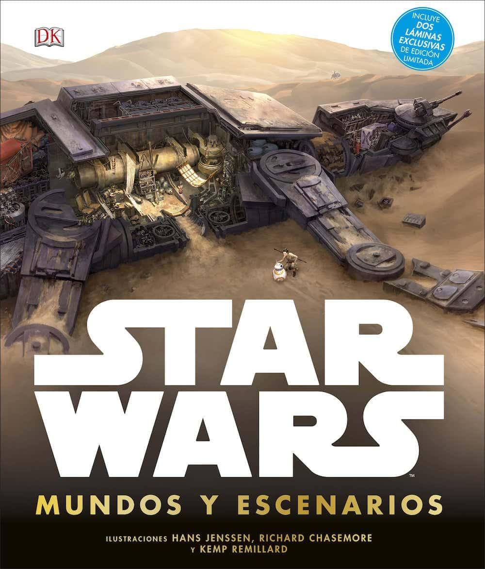 STAR WARS, MUNDOS Y ESCENARIOS