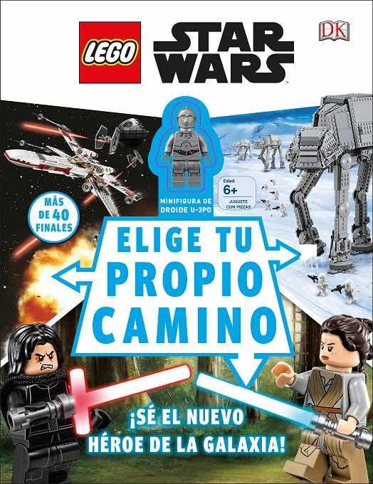 LEGO STAR WARS. ELIGE TU PROPIO CAMINO