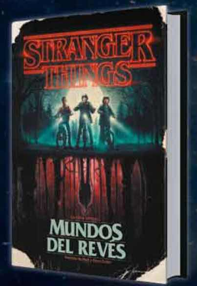 STRANGER THINGS. MUNDOS DEL REVES (GUIA OFICIAL)
