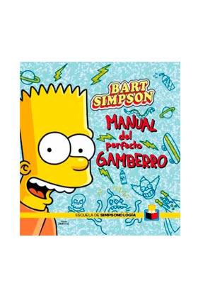 BART SIMPSON. MANUAL DEL PERFECTO GAMBERRO
