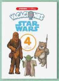 VACACIONES CON STAR WARS (4 AÑOS)