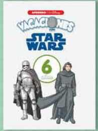 VACACIONES CON STAR WARS (6 AÑOS)