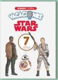 VACACIONES CON STAR WARS (7 AÑOS)