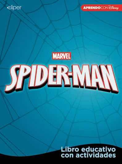 SPIDER-MAN. CUADERNO DE ACTIVIDADES