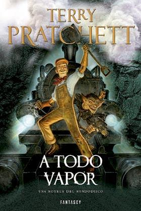 A TODO VAPOR (TERRY PRATCHETT)