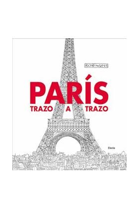 PARIS TRAZO A TRAZO