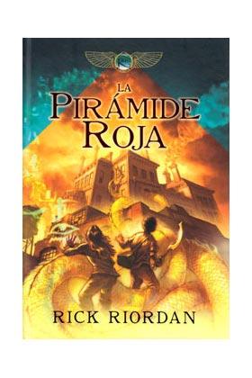 LA PIRAMIDE ROJA. CRONICAS DE KANE 01