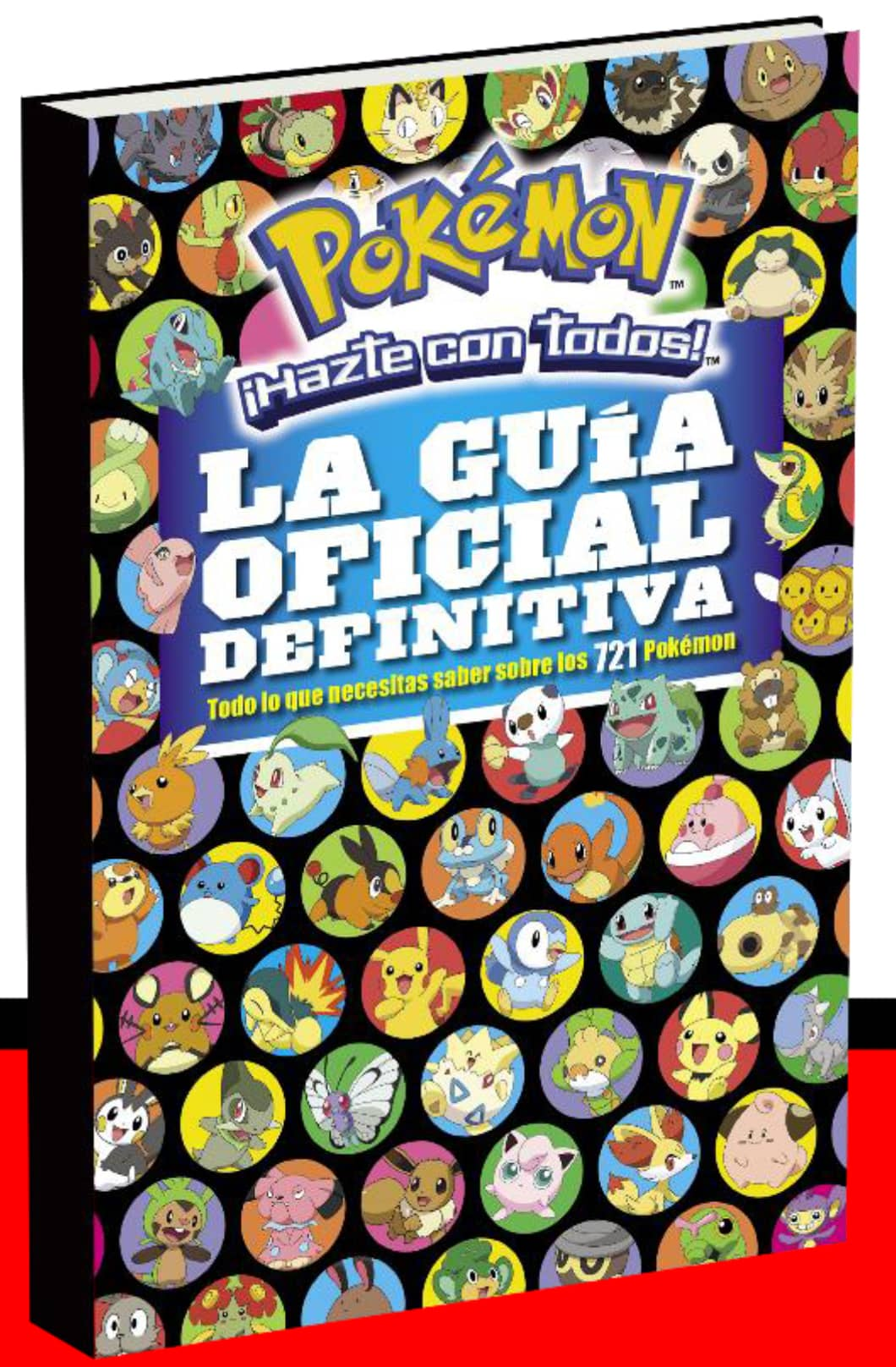 POKEMON. LA GUIA OFICIAL DEFINITIVA