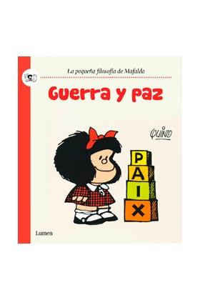 MAFALDA. GUERRA Y PAZ  (COMIC)