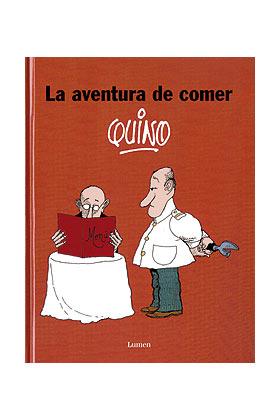 LA AVENTURA DE COMER (COMIC)