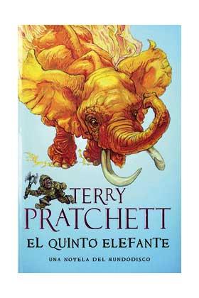 EL QUINTO ELEFANTE (TERRY PRATCHETT) MUNDODISCO 24
