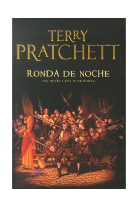 RONDA DE NOCHE. (TERRY PRATCHETT) MUNDODISCO 29