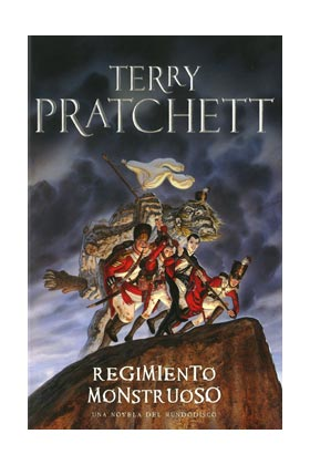 REGIMIENTO MONSTRUOSO (TERRY PRATCHETT) MUNDODISCO 28