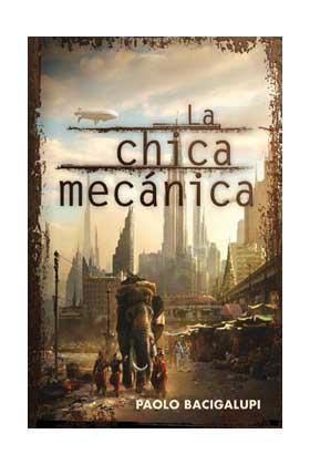 LA CHICA MECANICA