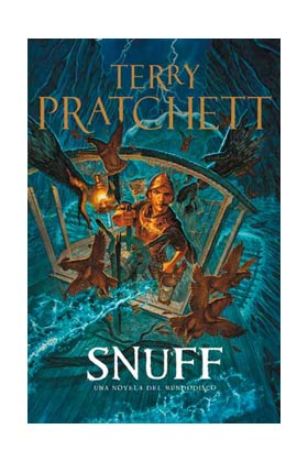 SNUFF  (TERRY PRATCHETT) MUNDODISCO 39