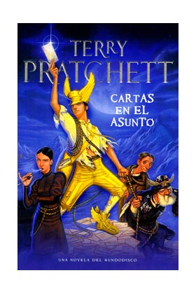 CARTAS EN EL ASUNTO (TERRY PRATCHETT) MUNDODISCO 33