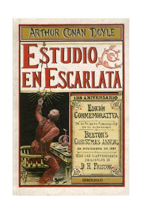 EL ESTUDIO EN ESCARLATA (125 ANIVERSARIO)