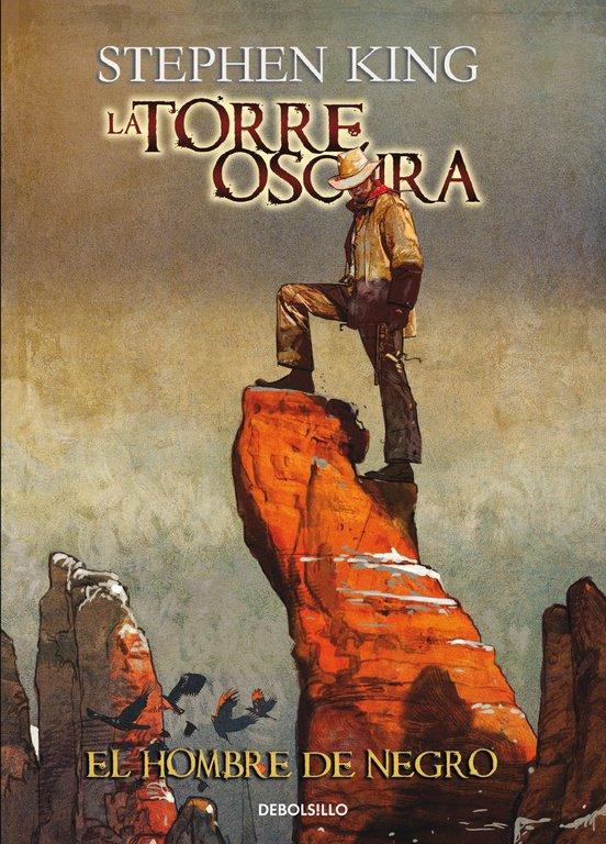 LA TORRE OSCURA 10. EL HOMBRE DE NEGRO  (COMIC) (DEBOLSILLO)