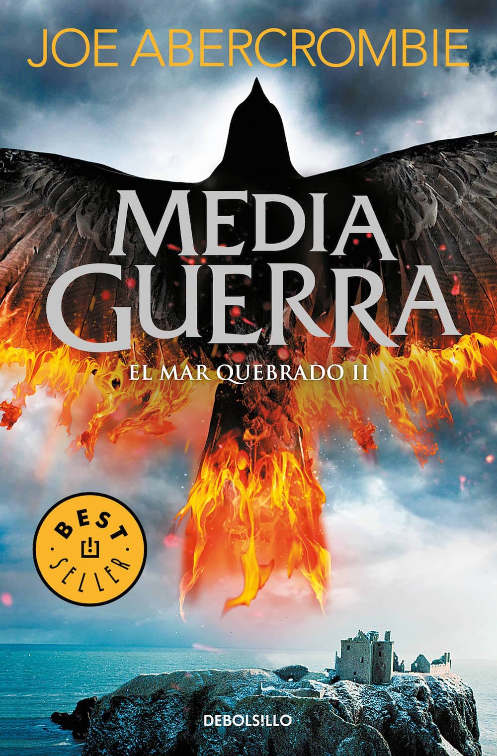 MEDIA GUERRA (DEBOLSILLO)