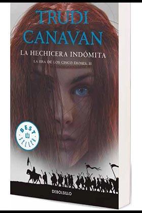 LA HECHICERA INDOMITA  (DEBOLSILLO)