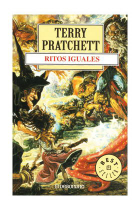 RITOS IGUALES (TERRY PRATCHETT) MUNDODISCO 03
