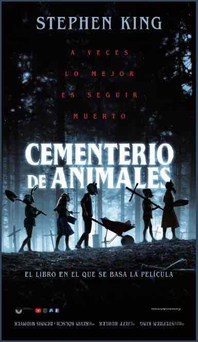 CEMENTERIO DE ANIMALES (STEPHEN KING)