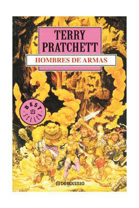 HOMBRES DE ARMAS (TERRY PRATCHETT) MUNDODISCO 15