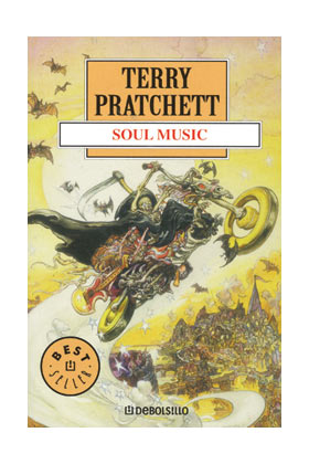 SOUL MUSIC (TERRY PRATCHETT) MUNDODISCO 16